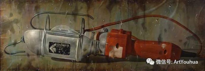 超写实绘画 意大利Gioacchino Passini二插图21