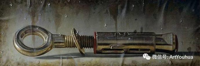 超写实绘画 意大利Gioacchino Passini二插图23