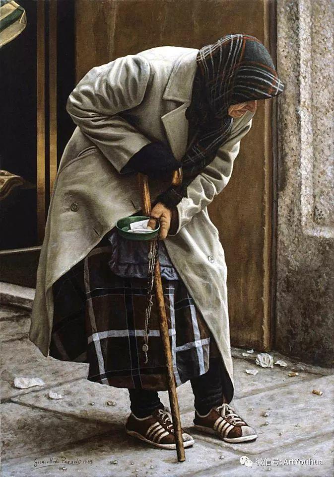 超写实绘画 意大利Gioacchino Passini二插图35