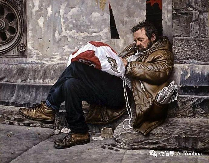 超写实绘画 意大利Gioacchino Passini二插图37