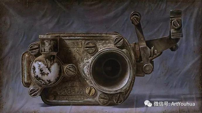 超写实绘画 意大利Gioacchino Passini二插图49