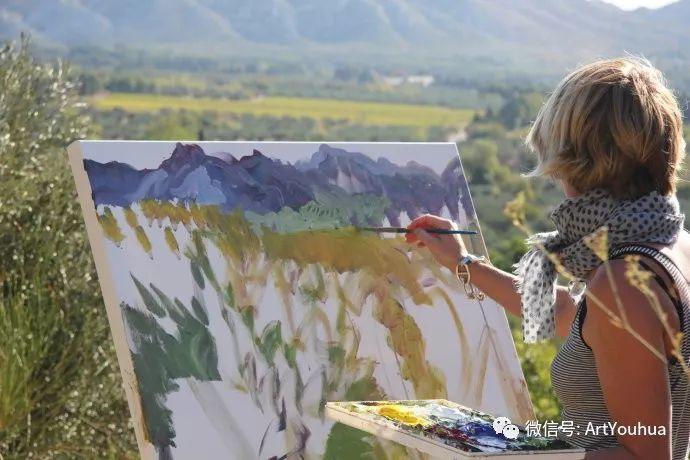 加拿大画家Bobbie Burgers花卉作品欣赏插图91