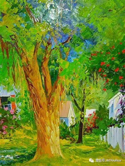 加拿大风景画家Christian Bergeron插图