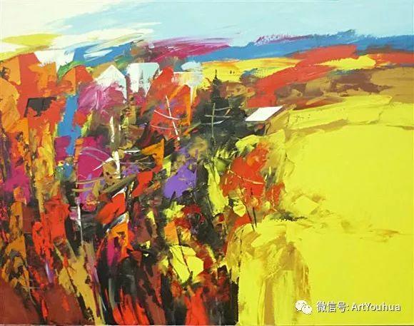 加拿大风景画家Christian Bergeron插图4