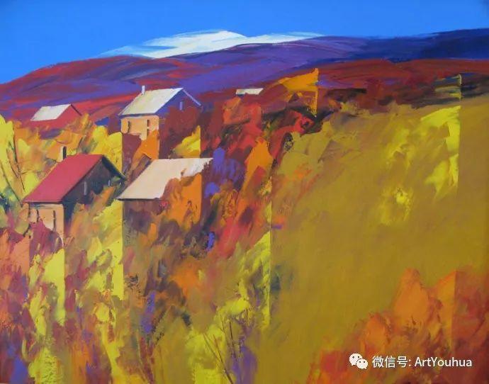 加拿大风景画家Christian Bergeron插图5
