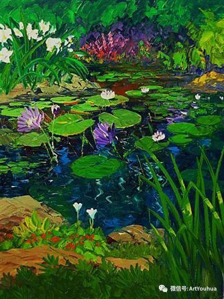 加拿大风景画家Christian Bergeron插图11