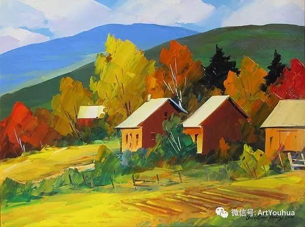 加拿大风景画家Christian Bergeron插图15