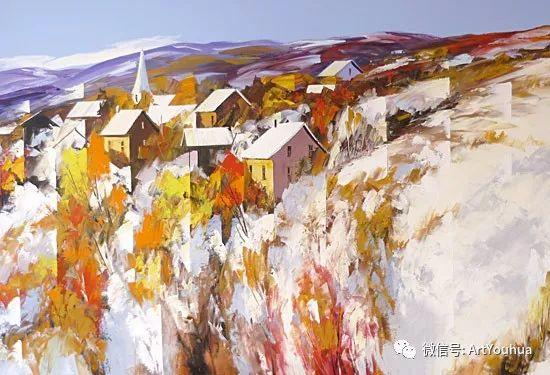 加拿大风景画家Christian Bergeron插图16