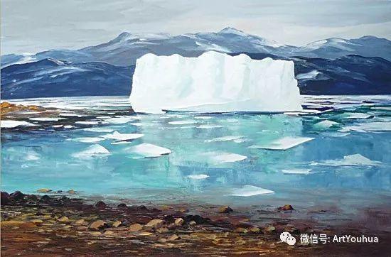 加拿大风景画家Christian Bergeron插图18
