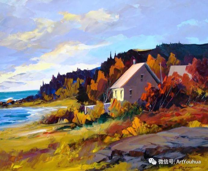 加拿大风景画家Christian Bergeron插图19