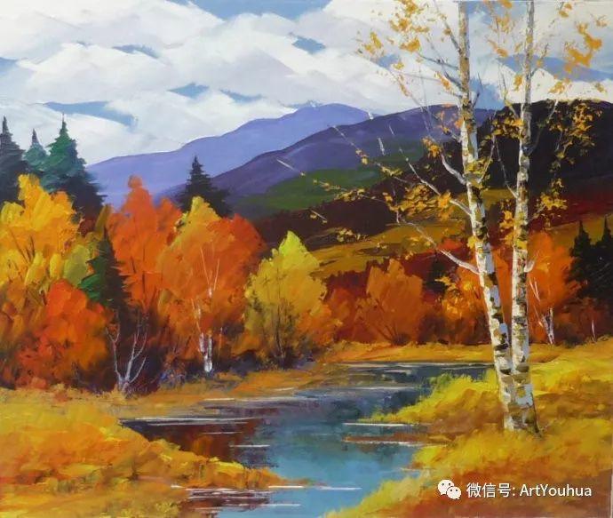 加拿大风景画家Christian Bergeron插图20