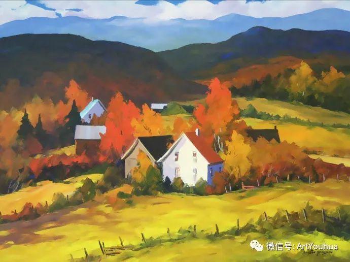 加拿大风景画家Christian Bergeron插图21
