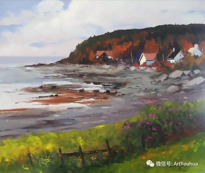 加拿大风景画家Christian Bergeron插图22