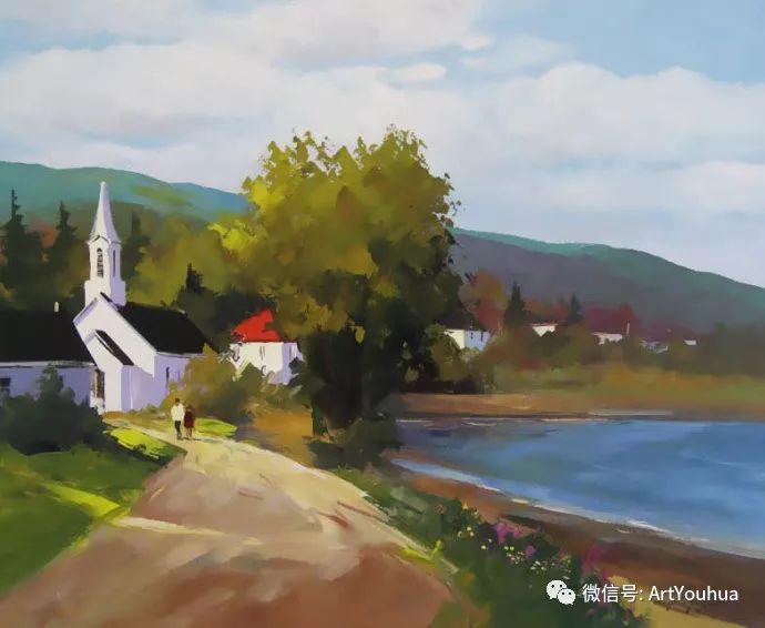 加拿大风景画家Christian Bergeron插图23