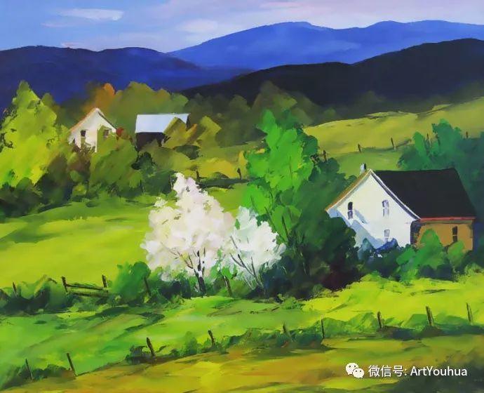 加拿大风景画家Christian Bergeron插图24