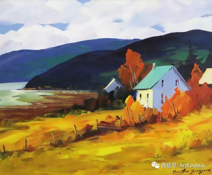 加拿大风景画家Christian Bergeron插图26
