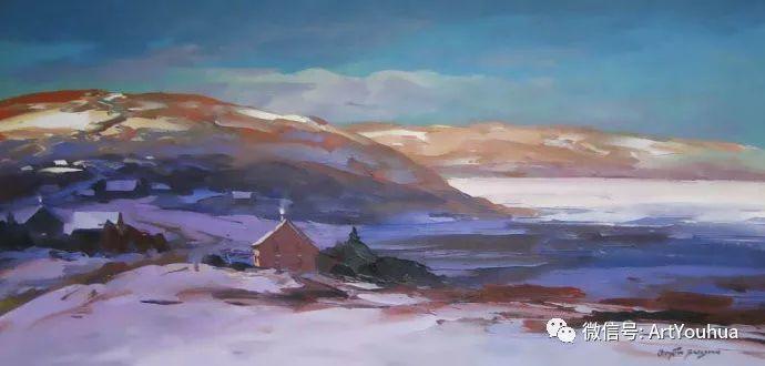 加拿大风景画家Christian Bergeron插图27