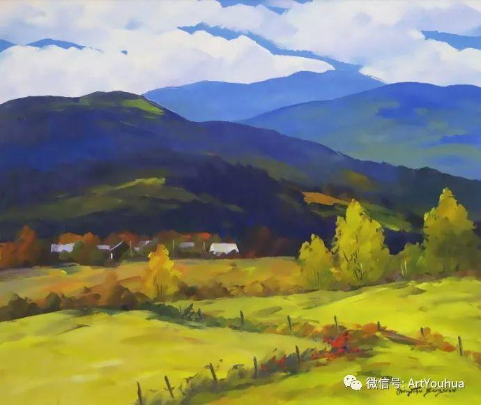 加拿大风景画家Christian Bergeron插图28