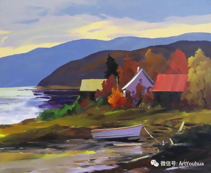 加拿大风景画家Christian Bergeron插图29