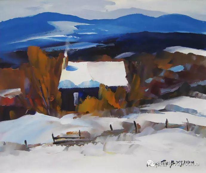 加拿大风景画家Christian Bergeron插图31