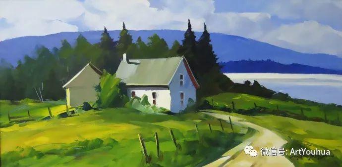 加拿大风景画家Christian Bergeron插图32