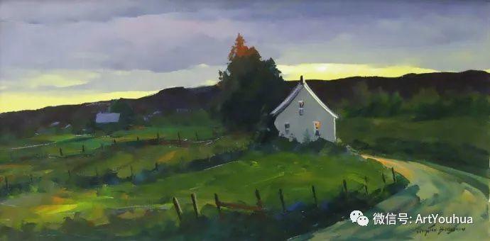 加拿大风景画家Christian Bergeron插图33