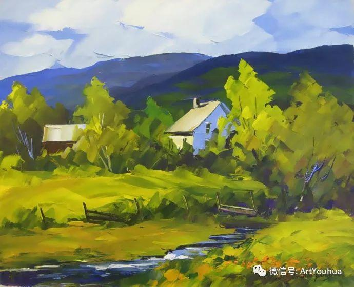 加拿大风景画家Christian Bergeron插图34
