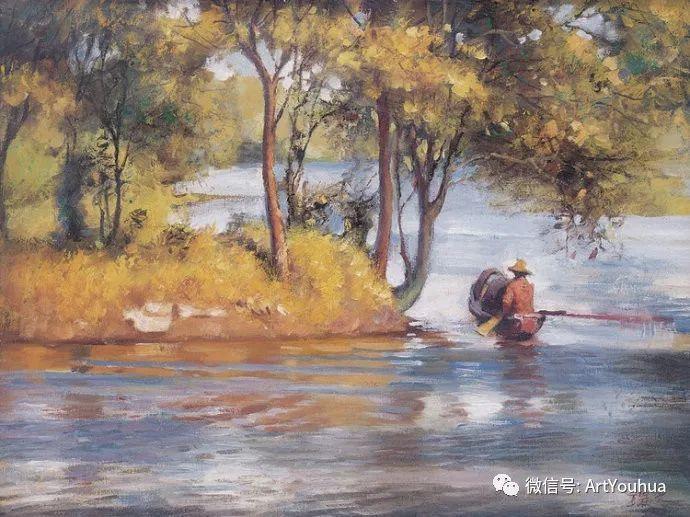 周瑞文风景油画作品欣赏插图13
