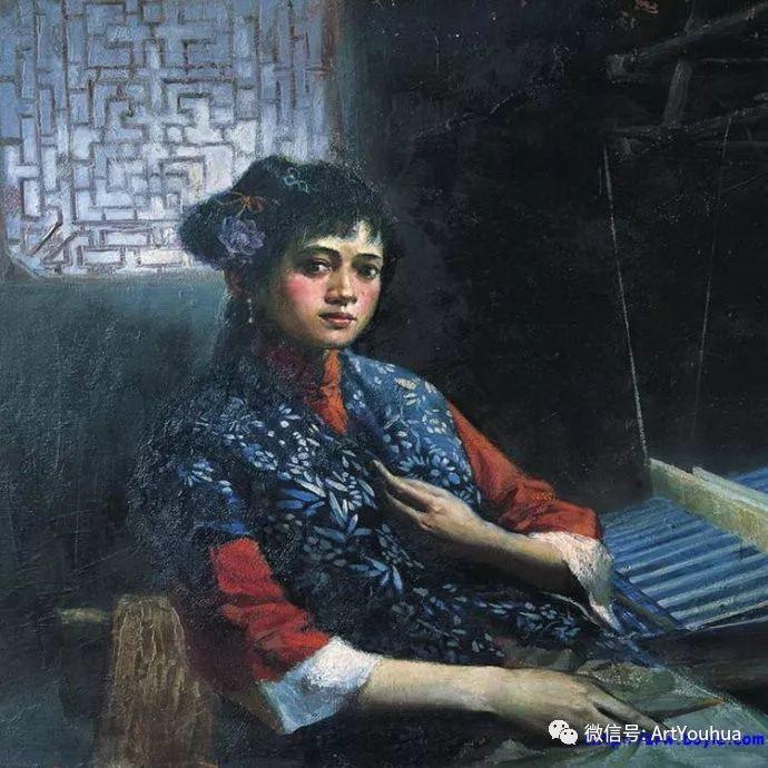 周瑞文风景油画作品欣赏插图23