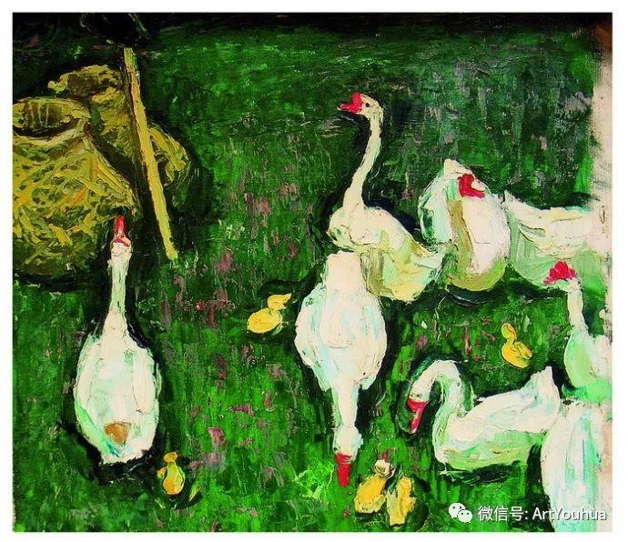周瑞文风景油画作品欣赏插图43
