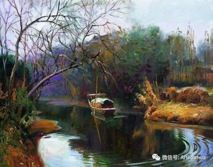 周瑞文风景油画作品欣赏插图61