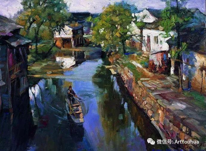 周瑞文风景油画作品欣赏插图71
