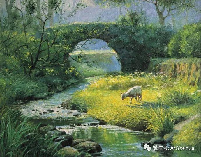 周瑞文风景油画作品欣赏插图103