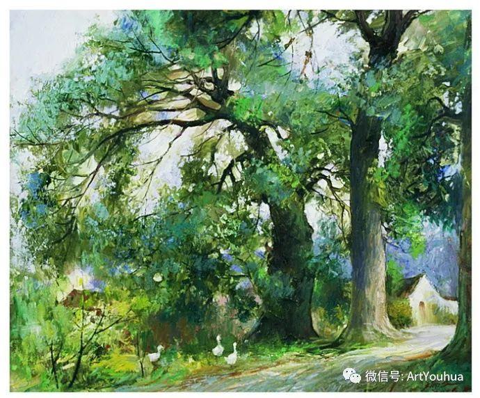 周瑞文风景油画作品欣赏插图107