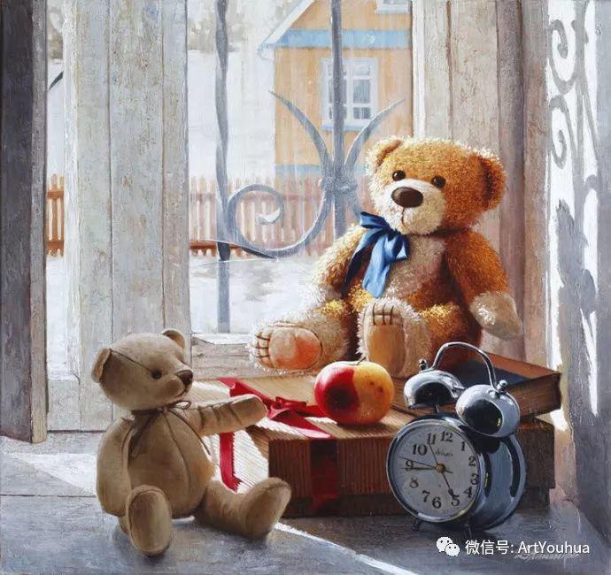 俄罗斯写实画家Dmitri Annenkov作品欣赏插图7