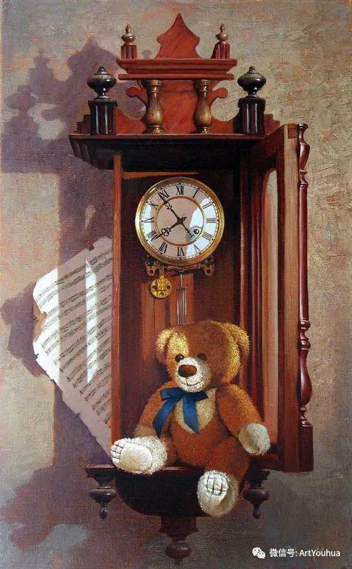 俄罗斯写实画家Dmitri Annenkov作品欣赏插图9