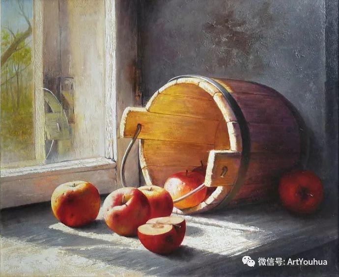 俄罗斯写实画家Dmitri Annenkov作品欣赏插图13