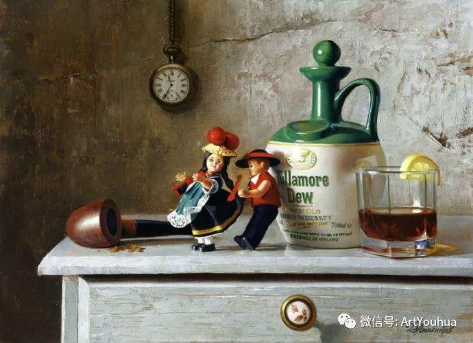 俄罗斯写实画家Dmitri Annenkov作品欣赏插图21