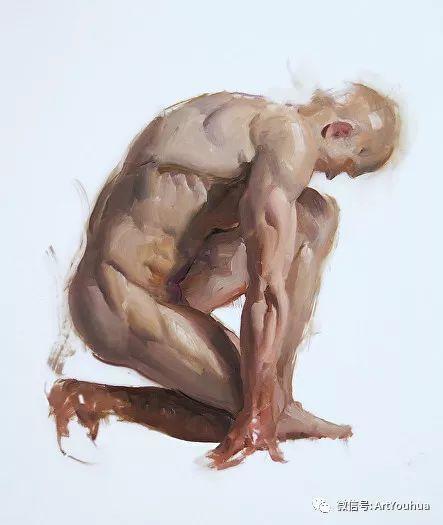 人物油画作品欣赏 美国eric bowman插图17