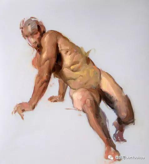 人物油画作品欣赏 美国eric bowman插图18