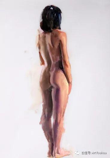人物油画作品欣赏 美国eric bowman插图20