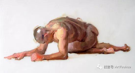 人物油画作品欣赏 美国eric bowman插图24