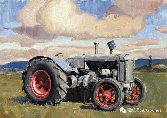 人物油画作品欣赏 美国eric bowman插图28