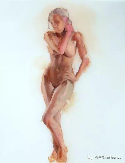 人物油画作品欣赏 美国eric bowman插图29