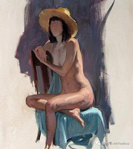 人物油画作品欣赏 美国eric bowman插图31