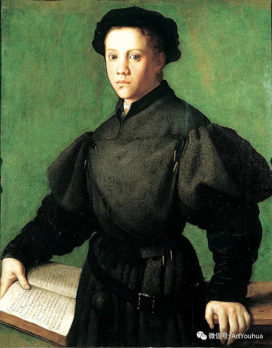 样式主义 意大利画家Agnolo Bronzino插图9