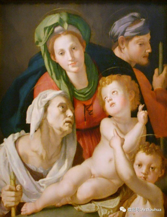 样式主义 意大利画家Agnolo Bronzino插图11