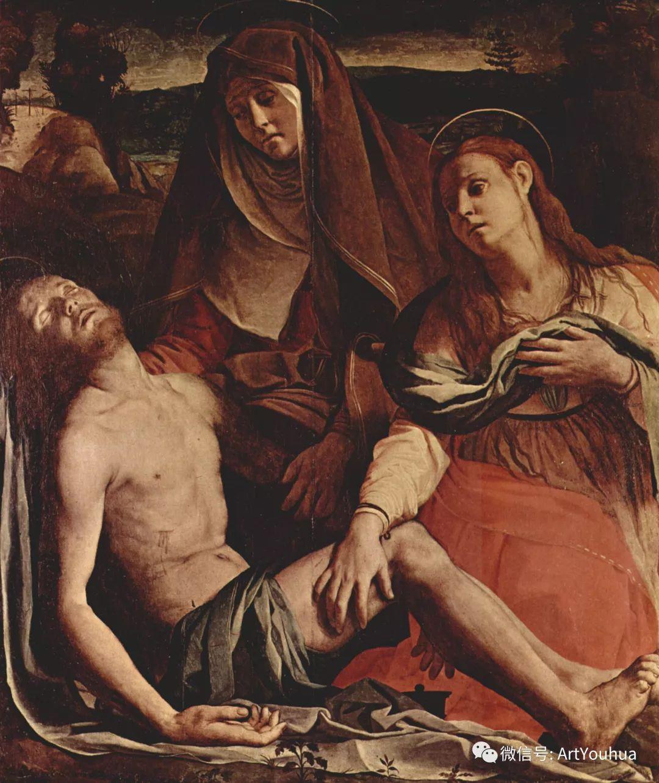 样式主义 意大利画家Agnolo Bronzino插图17
