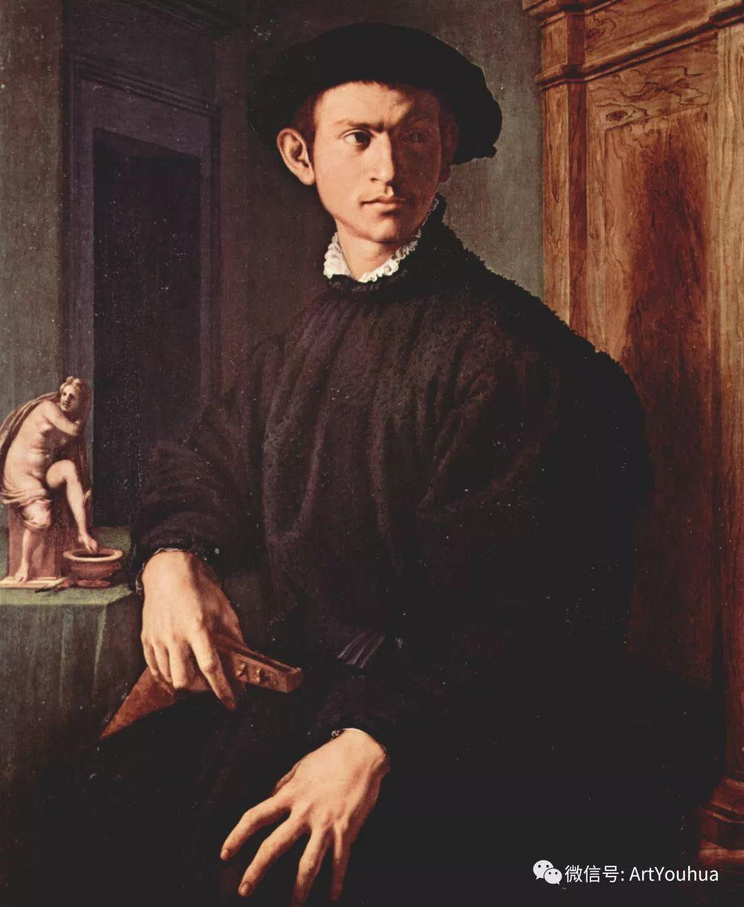样式主义 意大利画家Agnolo Bronzino插图19