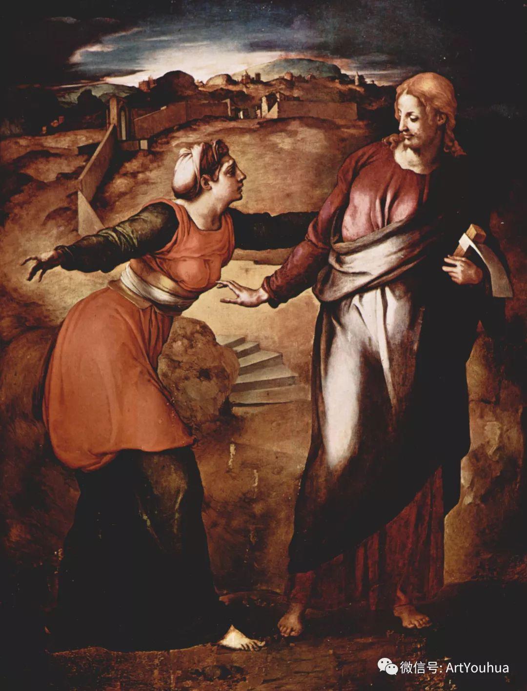 样式主义 意大利画家Agnolo Bronzino插图23